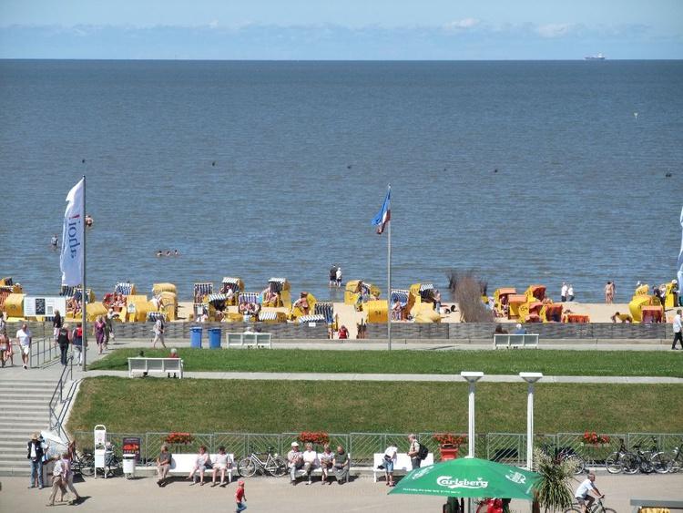 Ferienwohnung Cuxhaven, Region Cuxhaven DUHNEN CUXHAVEN MEERBLICK ...