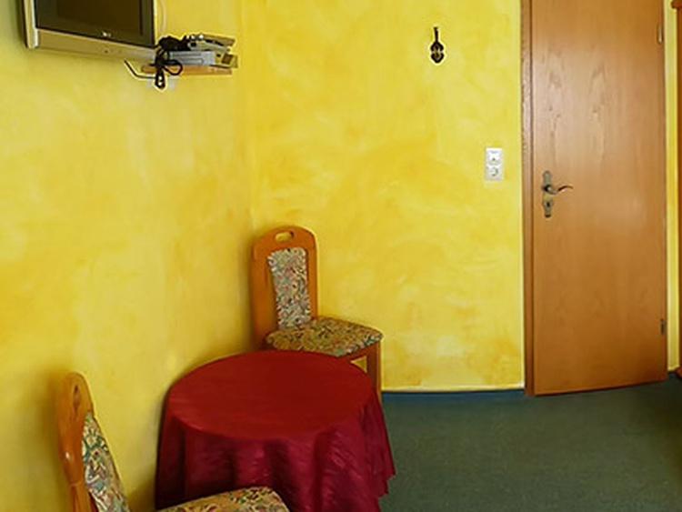 Doppelzimmer 7 - Sitzecke