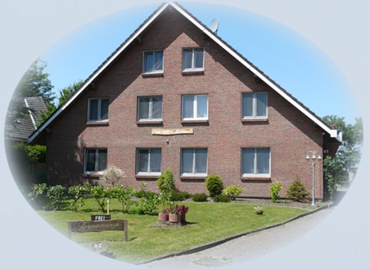 Ansicht Appartementhaus Wattenmeer