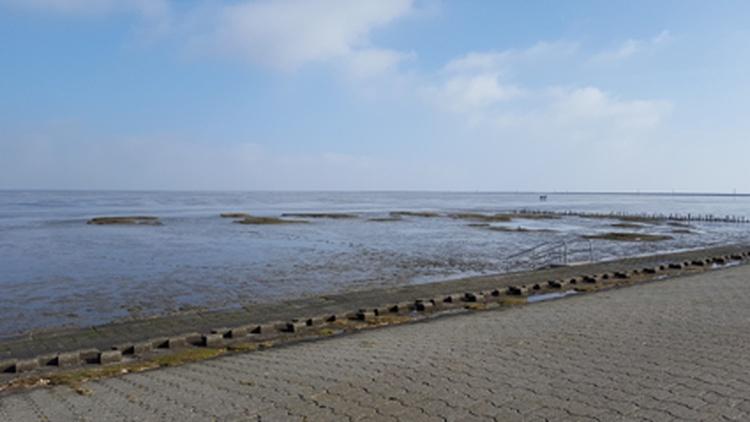Harlesiel Strand/Wattenmeer