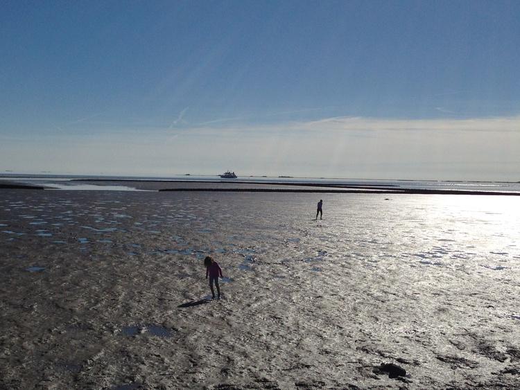 Wandern auf dem Meeresgrund!