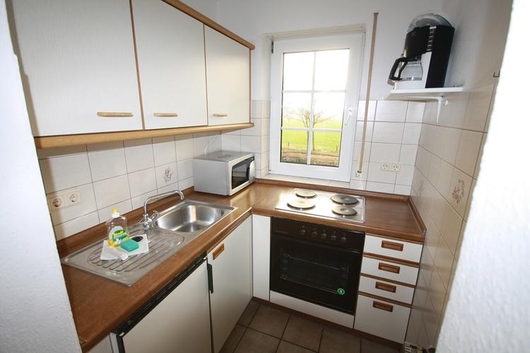 Whg. Norderney (OG) Küche