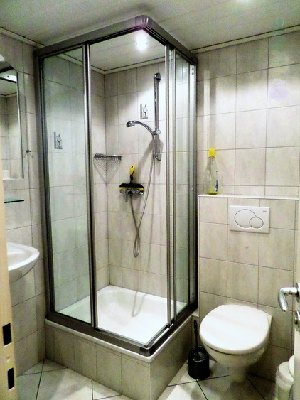 duschbad WC