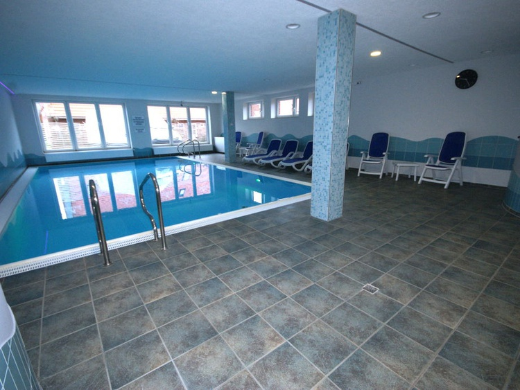 Schwimmbad Frei für Hausgäste