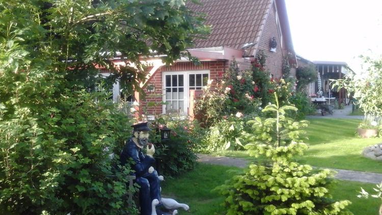 Bungalow Garten