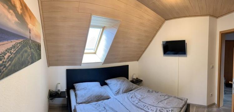 Schlafzimmer FeWo 1-02