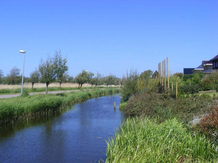 polder canal
