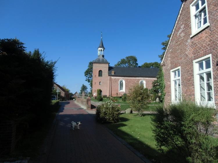 Kirche in Werdum