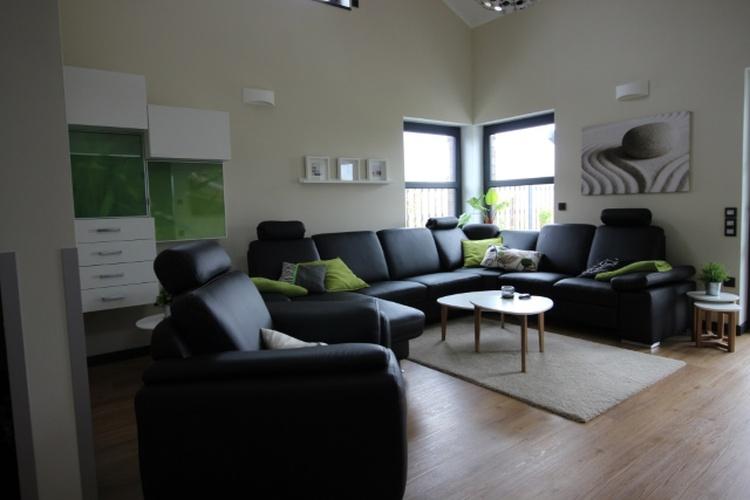 Erdgeschoss - Wohnzimmer