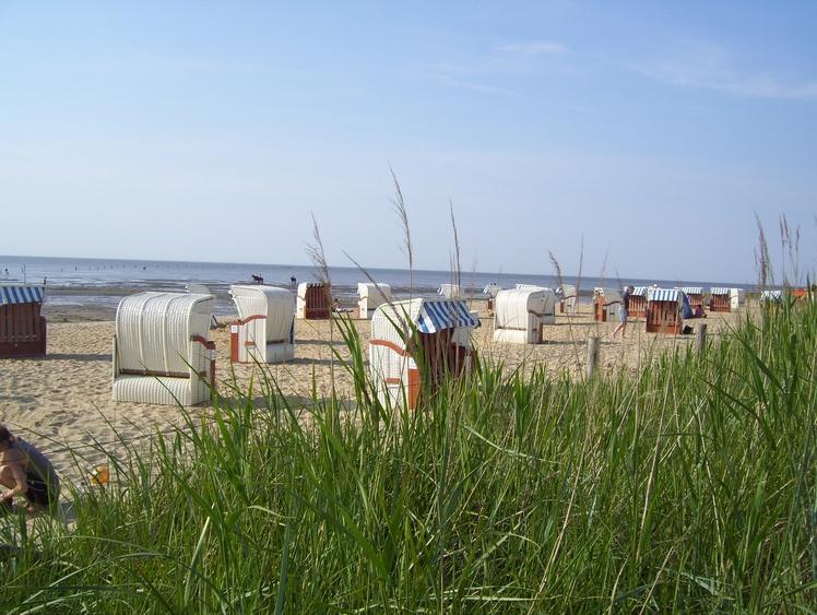 ..mit Strandkörben