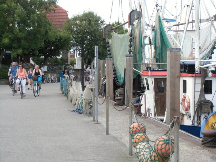 Hafen Neuharlingersiel