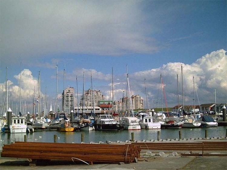 Yachthäfen in Breskens