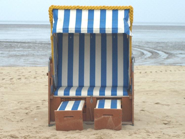 Strandkorb inklusive