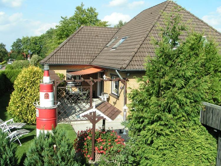 Haus/Terrasse/Garten