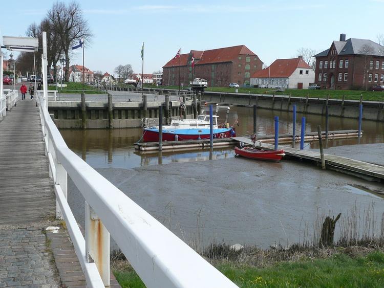 Toenning Hafen