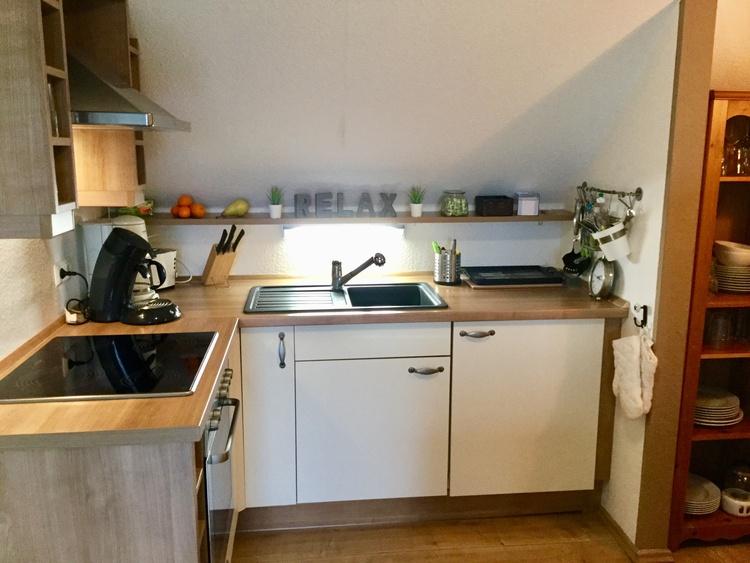 Kochzeile, Küche