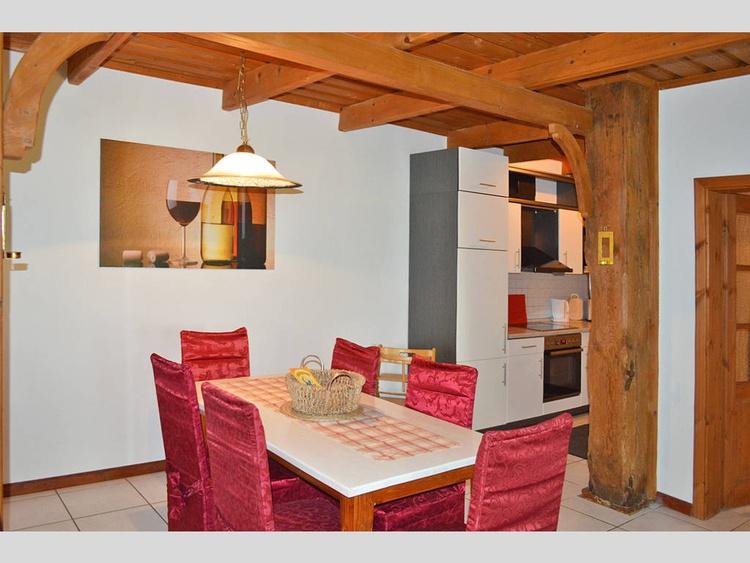 Küche Ferienwohnung Nr. 2