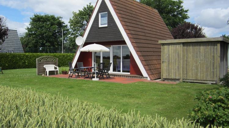 Wir bieten Ihnen für Ihren für Ihren Nordsee Urlaub ein Ferienhaus mit Garten