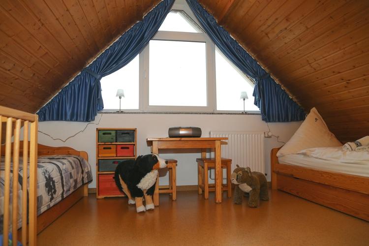 Dachraum für Kinder