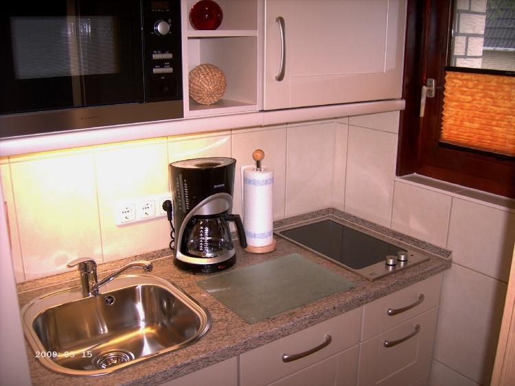 Ferienhaus Seemuschel mit Flair, separate Küche, beste Strandlage, 2. Meereslinie