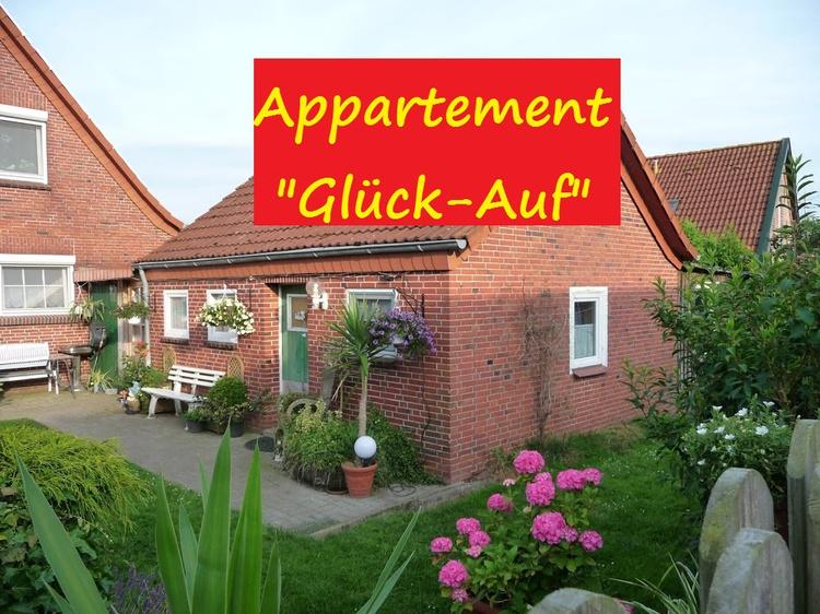 """Appartement """"Glück-Auf"""""""