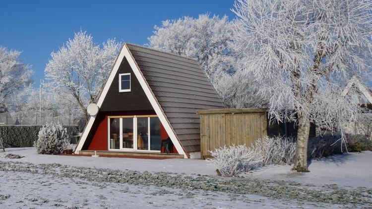 Das Haus bietet in jeder Jahreszeit eine behagliche Atmosphäre
