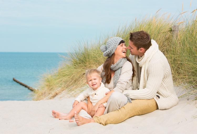 Urlaub für die ganze Familie