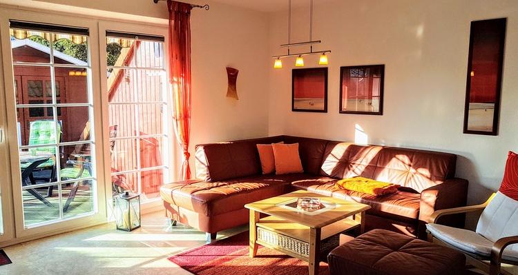 Wohnzimmer Haus Feuervogel