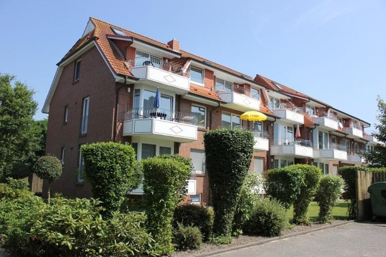 Appartementpark Nordsee
