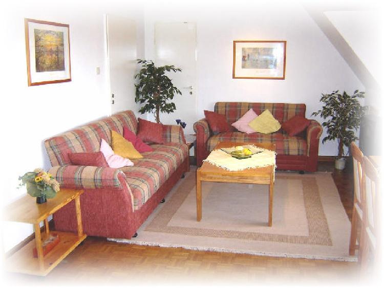 Wohnzimmer Seeblick