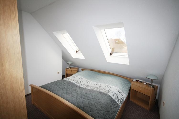 Whg. Norderney (OG) Schlafzimmer