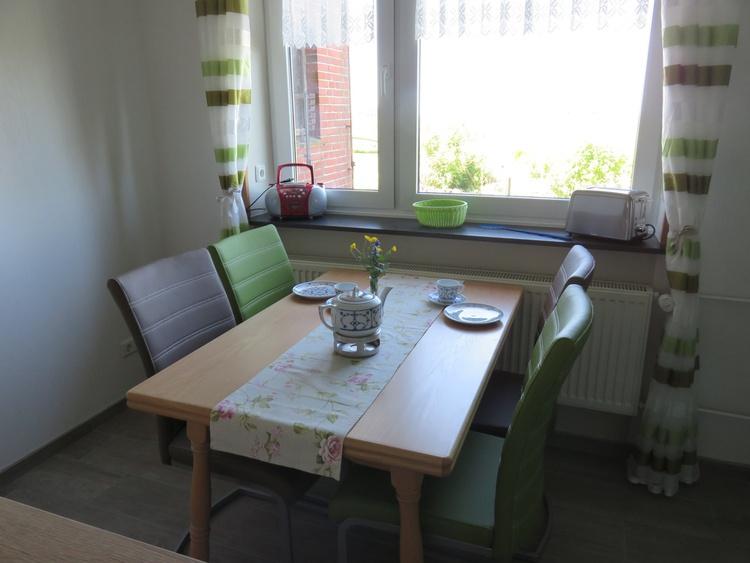Küche Wohnung EBBE