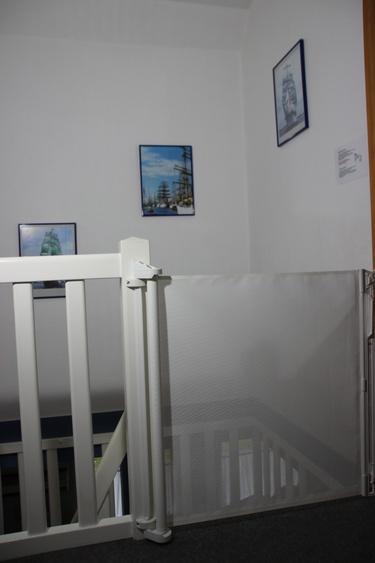 Treppenabsicherung