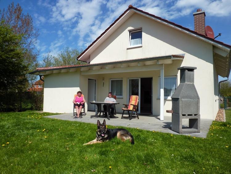 Haus Gudrun mit Terrasse