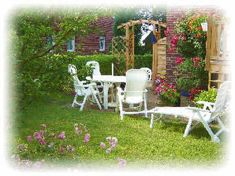 Garten m. Terrasse