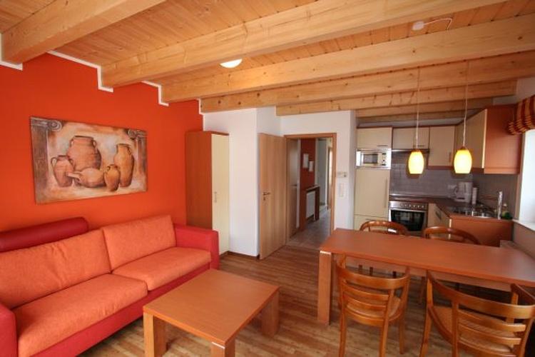 Wohn-/Essbereich mit Küche Haus 3 & 5
