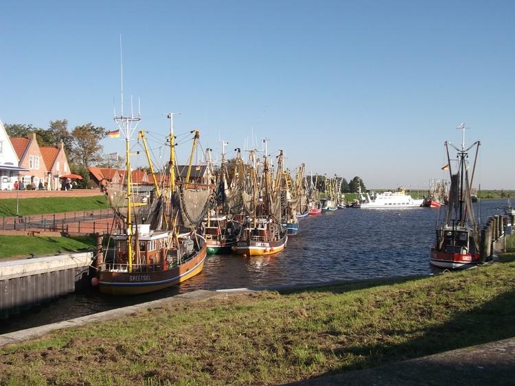Hafen Greetsiel