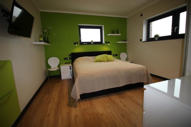 Erdgeschoss - 2. Schlafzimmer