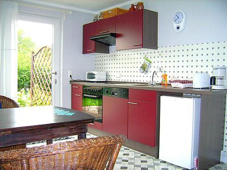 Küche mit Ausgang auf die süd-ost Terrasse