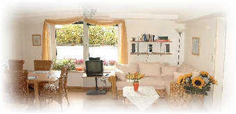 Wohnzimmer Sonnengarten