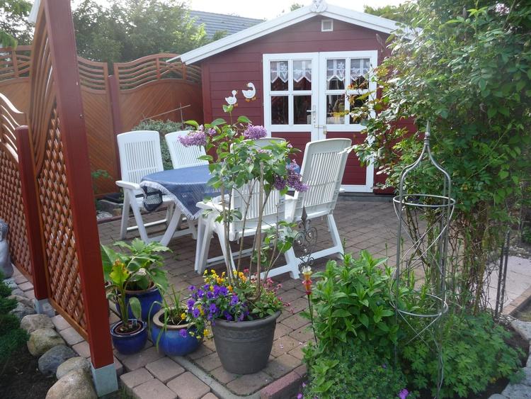 Gäste-Terrasse