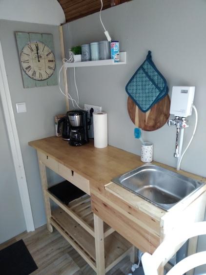 Pantry-Küche...