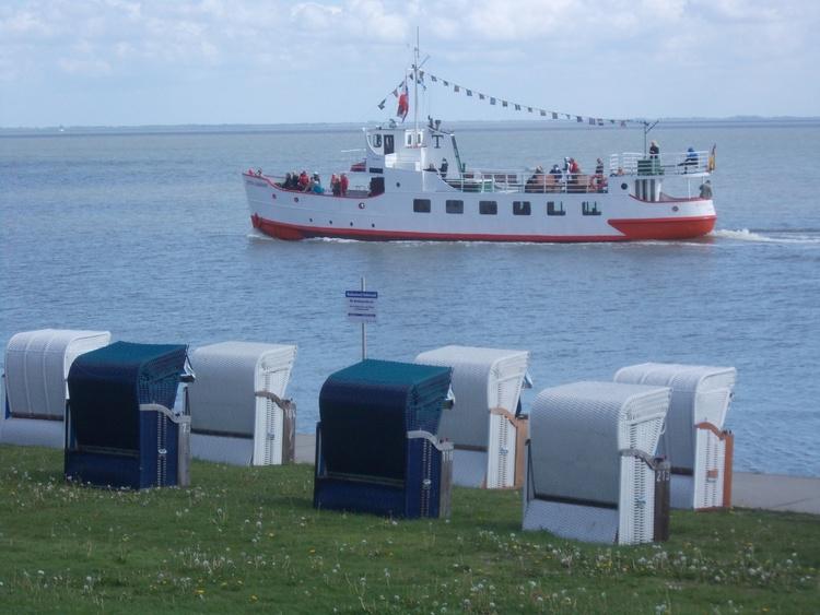 Grünstrand von Wilhelmshaven