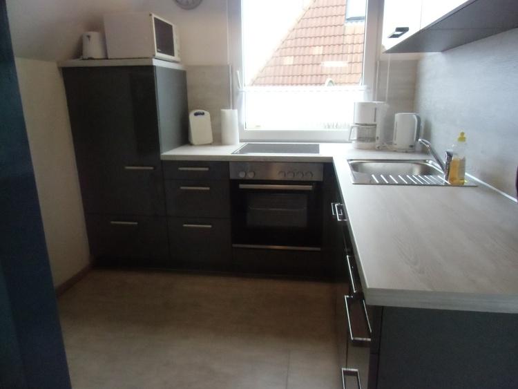 Küche neu 2017