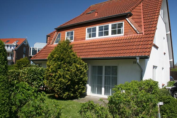Terrasse mit Zugang zum Wohnraum