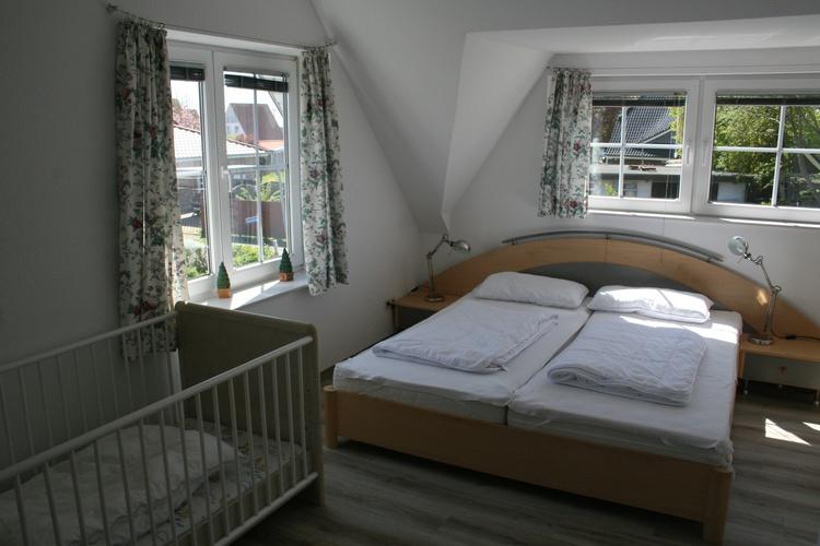 Schlafzimmer 1 im OG