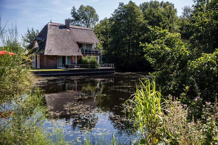 Residenz am kleinen Meer - Haus Eldorado direkt am See