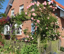 Holiday Apartment Dorum-Neufeld
