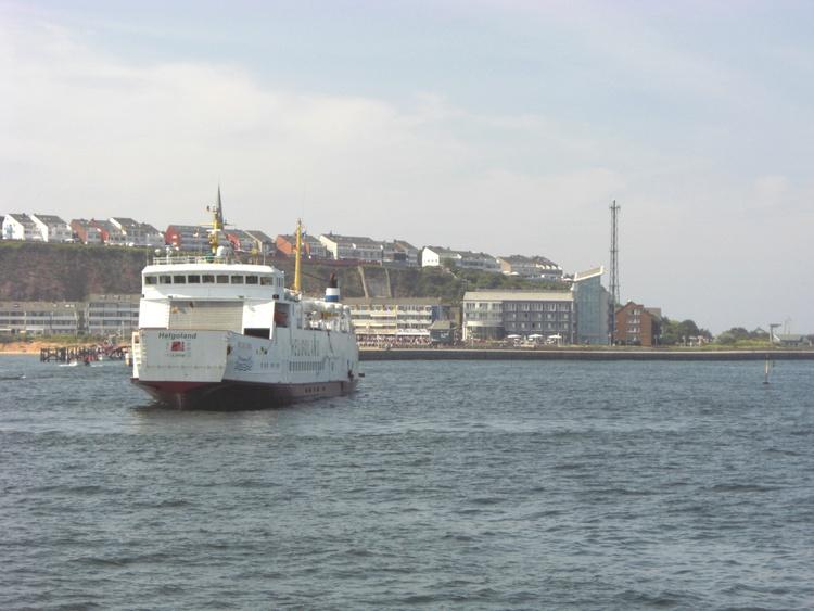 Tagesausflug zur Insel Helgoland