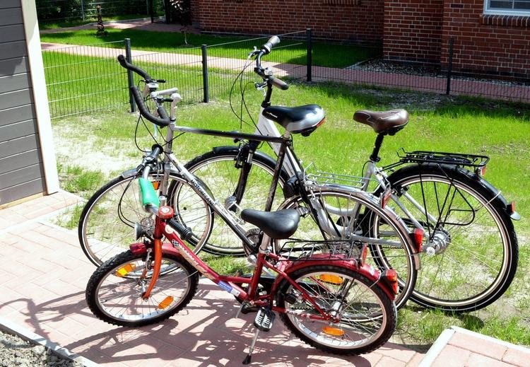 Fahrräder für SIE